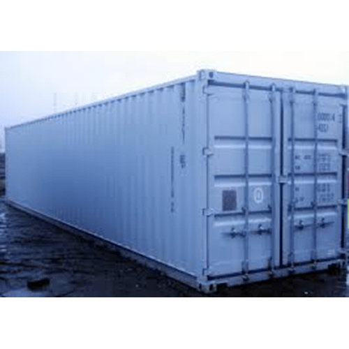 Containers and Rental Units
